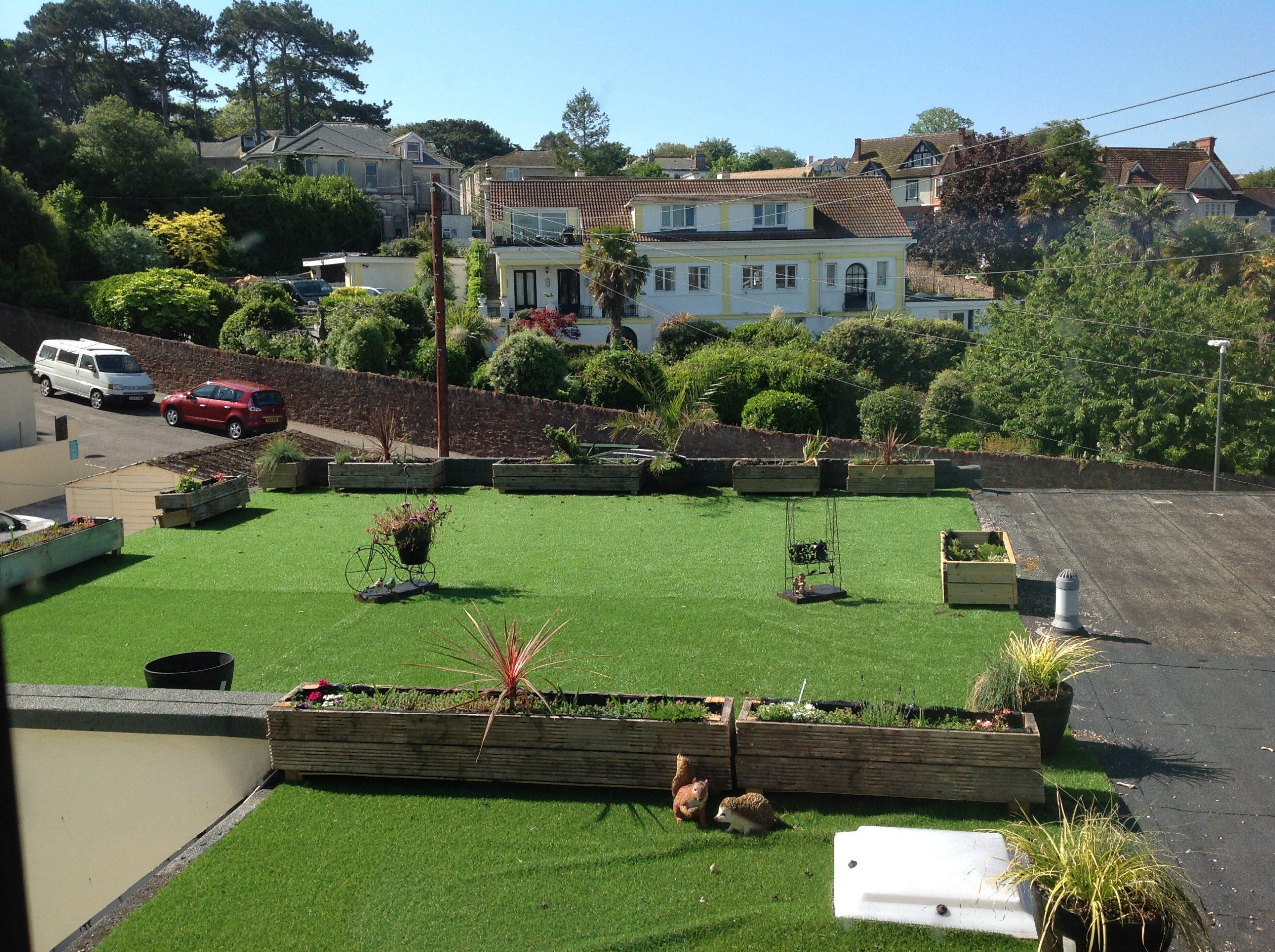 Garden View Room 9