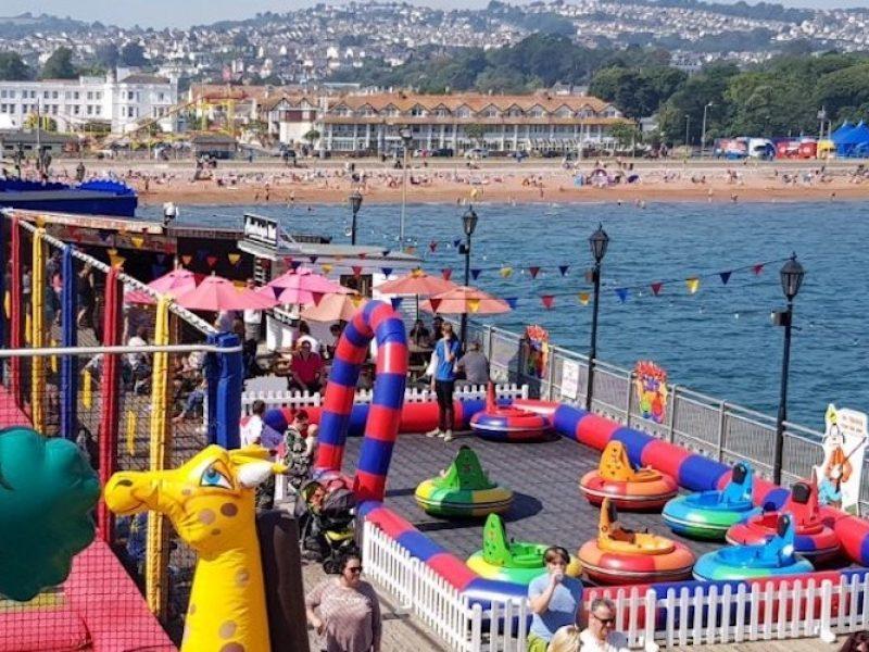 Pier activities